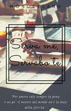 Serva me servabo te | Harry Styles by WonderlanH
