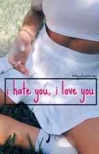 i hate you, i love you || Nate Maloley by littlecuteGilinsky
