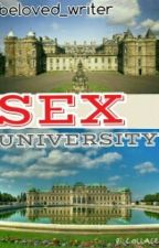 SEX UNIVERSITY by beloved_writer
