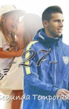 27- Jonathan Calleri (2Temporada) by BocaJrEng