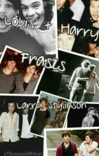 Louis + Harry | Frases  by ilagamuz