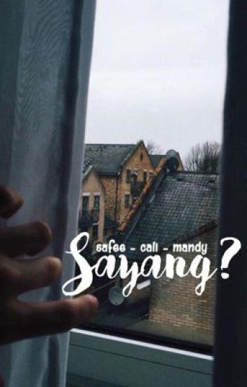 sayang? ➗luke