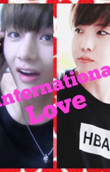 International Love(Vhope Fanfiction)