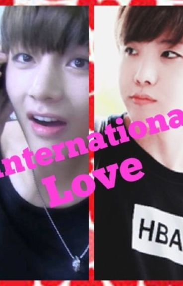 International Love(Vhope Fanfiction)