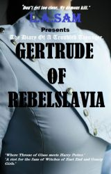 Gertrude of Rebelslavia by LeeAnna_Sam123