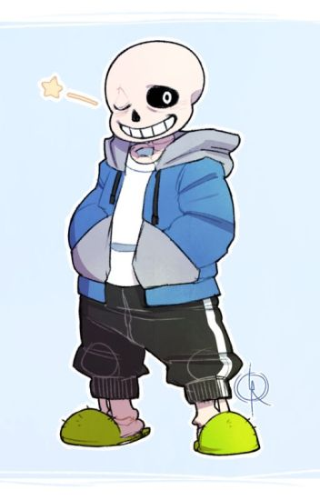 bad to the bone (Undertale sans x reader)