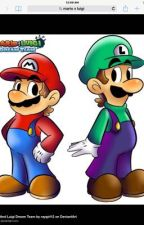Mario X Luigi ~ by uimjkw