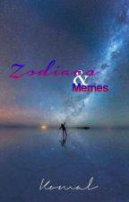 ZODIACS and MEMES by Bad_Jackson7