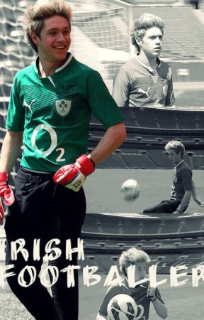IRISH FOOTBALLER by MyflawlessZain
