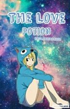 The love potion nalu by souleater86285