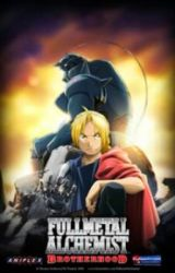 Fullmetal Alchemist: Brotherhood by fullmetaldeadman5580
