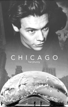 Chicago | hs au by harryhunny