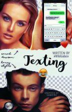 Texting // h.s. - POZASTAVENO by xlittlebabex