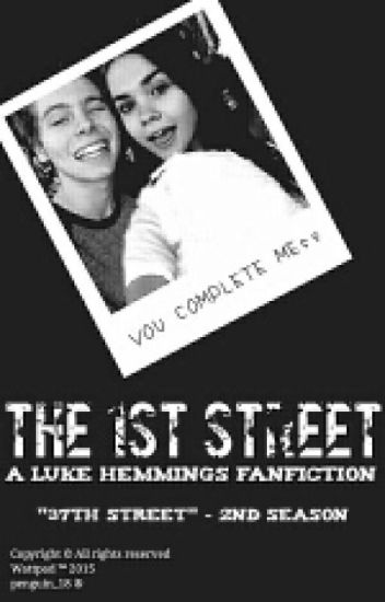 The 1st Street || Luke Hemmings