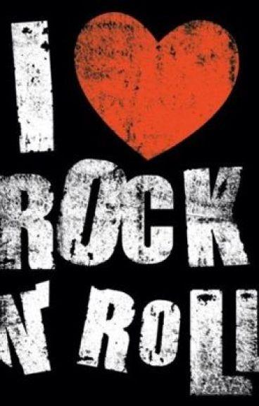 I love rock & roll (Andy Biersack love story)