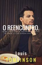 O Reencontro! -Louis.T & Rute.V by Cristinabeliectioner
