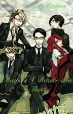 Reapers X Reader One Shots by Katekitcat