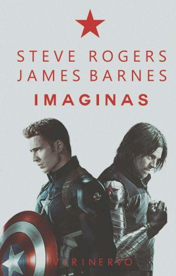 Steve Rogers / Bucky Barnes IMAGINAS.