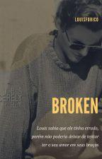 Broken ☹ stylinson by louisfurico