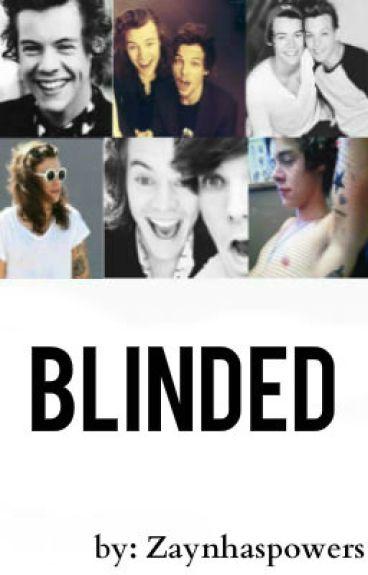 blinded (Larry Stylinson au)