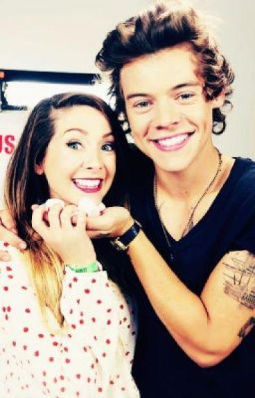 Who Knew Zoella Sugg Harry Styles Louise Bloom Wattpad