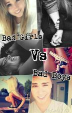 Bad Girls Vs Bad Boys by EmelineDavid