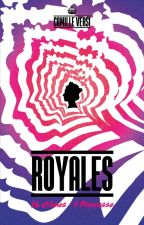 Royales [Sous contrat d'édition] by Versipellis