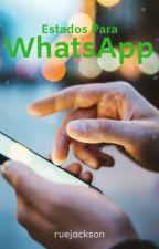 Estados para WhatsApp by Indirectly_Kogan