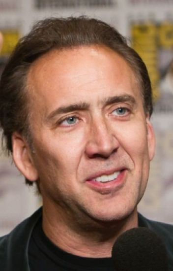 Fifty Shades of Cage [Nicolas Cage x Reader]