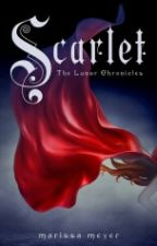 SCARLET the Lunar chronicles book 2 by Kailynreska1077