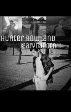 Hunter Rowland by marieaa88