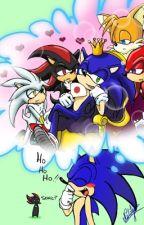 Sonic Yaoi lemon book by genocidersyo2015