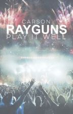 Rayguns | currently by ouilafayette