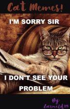 Grumpy Cat and regular cat memes by Zarnold119