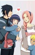 Minha nova família  by Sawa-tan