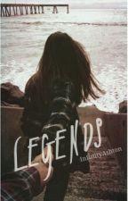 Legends // Halsey & Michael Clifford by InfinityAshton