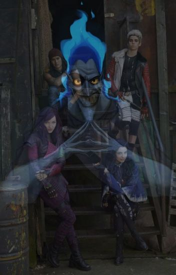 Death's Daughter: A Disney's Descendants Story
