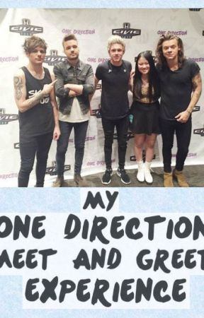 My one direction meet and greet my picture and final thoughts my one direction meet and greet m4hsunfo