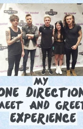 My one direction meet and greet julie wattpad my one direction meet and greet m4hsunfo