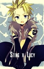 Sting X Lucy(stinglu)(sticy) by LucyHeartfilia111