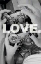 Amor Gamer ^^ by Delfi202030