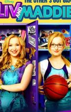 Triplits (Liv and Maddie) by isaac-lahey123