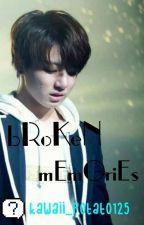 Broken Memories || BTS Jungkook FF by Kawaii_potato125