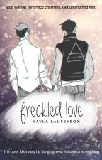 Freckled Love (a JeanMarco AU) by ProfessorMoony