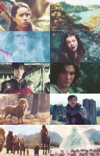 The Big Book of The Chronicles of Narnia Imagines & Preferences//FINISHED by Queen_Lucy123
