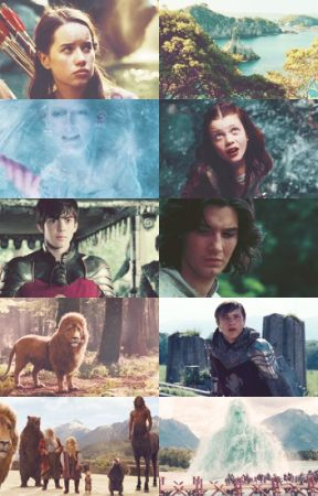 The Big Book of The Chronicles of Narnia x reader by Queen_Lucy123