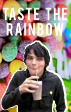 Taste The Rainbow (Gerard Way One Shot) by ifyourelonely