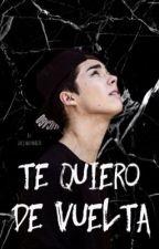 ⚫Te quiero de vuelta⚫ |Mario Bautista| by JacquelineAG26