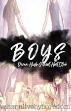 Boys •• o h s h c (yaoi | HH) by EatenAliveByBoredom