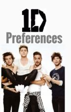 One Direction Preferences. by Mycrushonnialler
